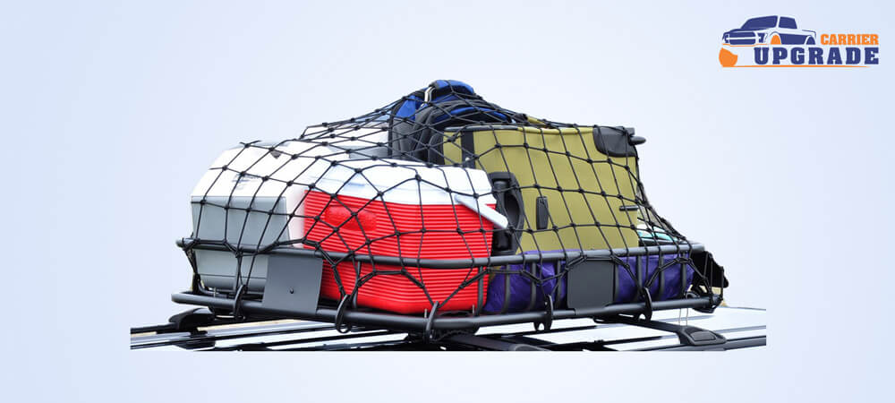 Truck bed cargo net by grit performance