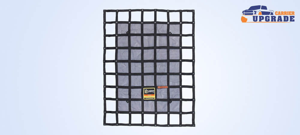 Gladiator cargo gear's truck bed cargo net