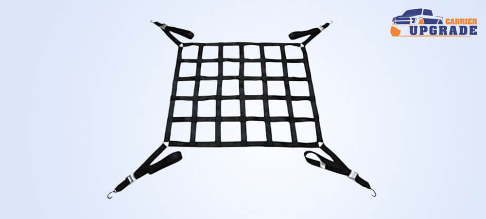 This is the best truck bed cargo net with cam buckles and s hooks