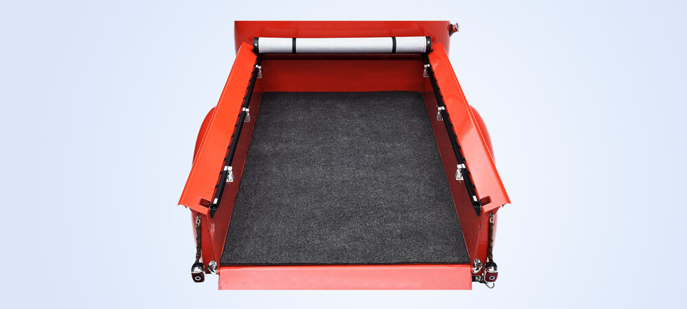 best bed mat for truck which is manufactured by bed run