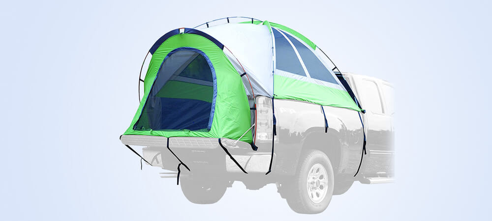 Most popular toyota tacoma truck tent by napier backroadz
