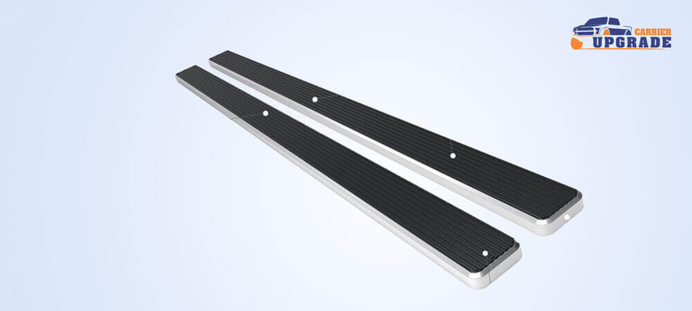good quality & most popular f150 running board by APS iBoard