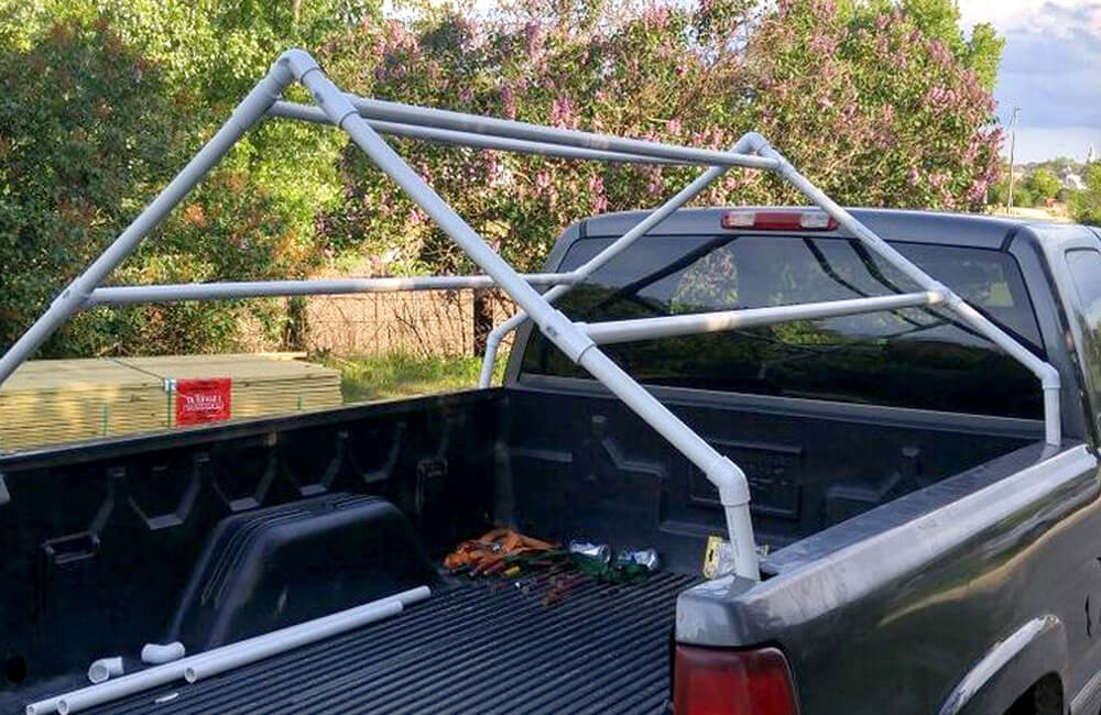 How To Make A Homemade Truck Bed Tent Complete Diy Guide